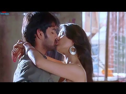 Isha Sahani & Ram Blockbuster Movie Most Interesting Love Scene | Cinema Theater