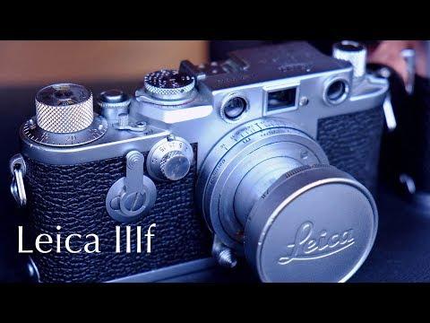 Leica IIIf Review