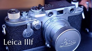Leica IIIf Review