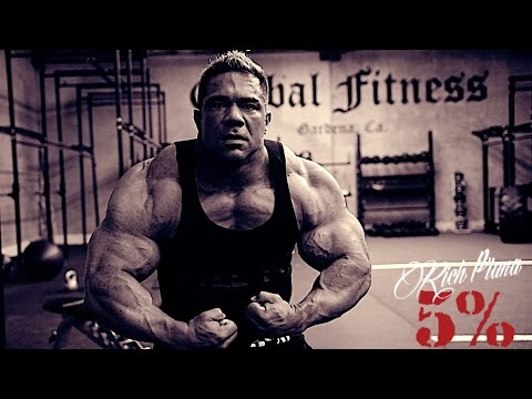 WORLD'S BIGGEST ARMS - PAULO 'THE BEAST' ALMEIDA - BLOWIN 'EM UP - Rich Piana