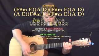 alive sia guitar lesson chord chart f m c m d a e b c