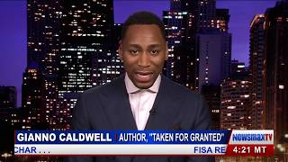 Political Analyst Gianno Caldwell on Impeachment, Chicago's Democrats