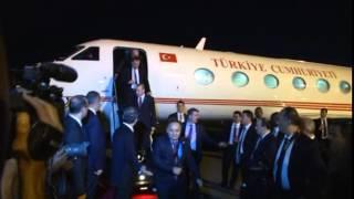 Cumhurbaşkanı Erdoğan Cibuti'de | 23.01.2015