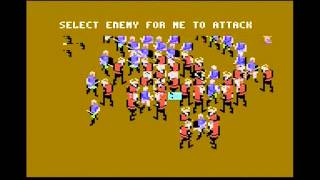 C-64 Audio Rip: War in Middle Earth