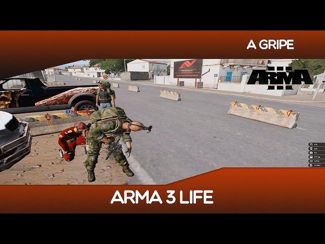 Arma 3 Life - Gripe