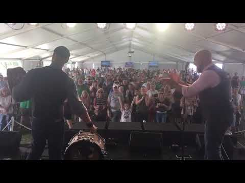 2017 Michigan  Irish Music Festival.