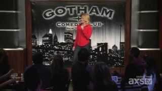 Bernadette Pauley on Gotham Comedy Live AXStv