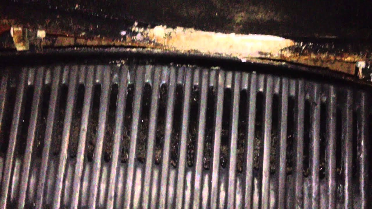 how to clean bbq with baking soda