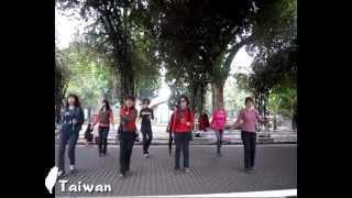 LIMBO ROCK  - Line Dance (Tina Chen Sue-Huei)