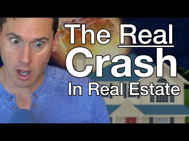 The Real Crash In Real Estate: Yes, It Has Happened.