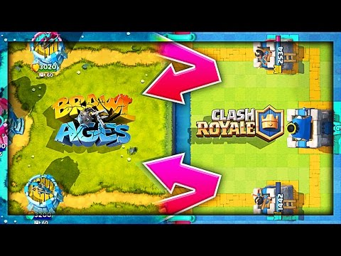 Clash Royale on the Computer!?