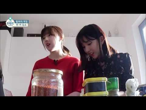 Gfriend Adriatic Sea Ep 5 : Eunha Mishap In The Kitchen