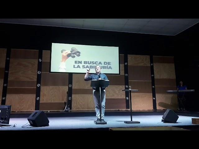 En busca de la sabiduría - pastor Diego Touzet
