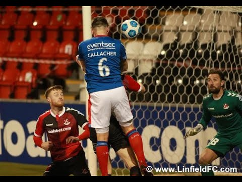 Crusaders Linfield Goals And Highlights