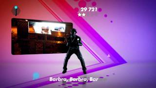 Dance Star Party PS3 - Duck Sauce Barbra Streisand (HD)