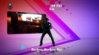 Dance Star Party PS3 - Duck Sauce Barbra Streisand (HD)