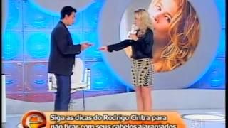 Eliana - Rodrigo Cintra dá dicas para loiras - Parte 1