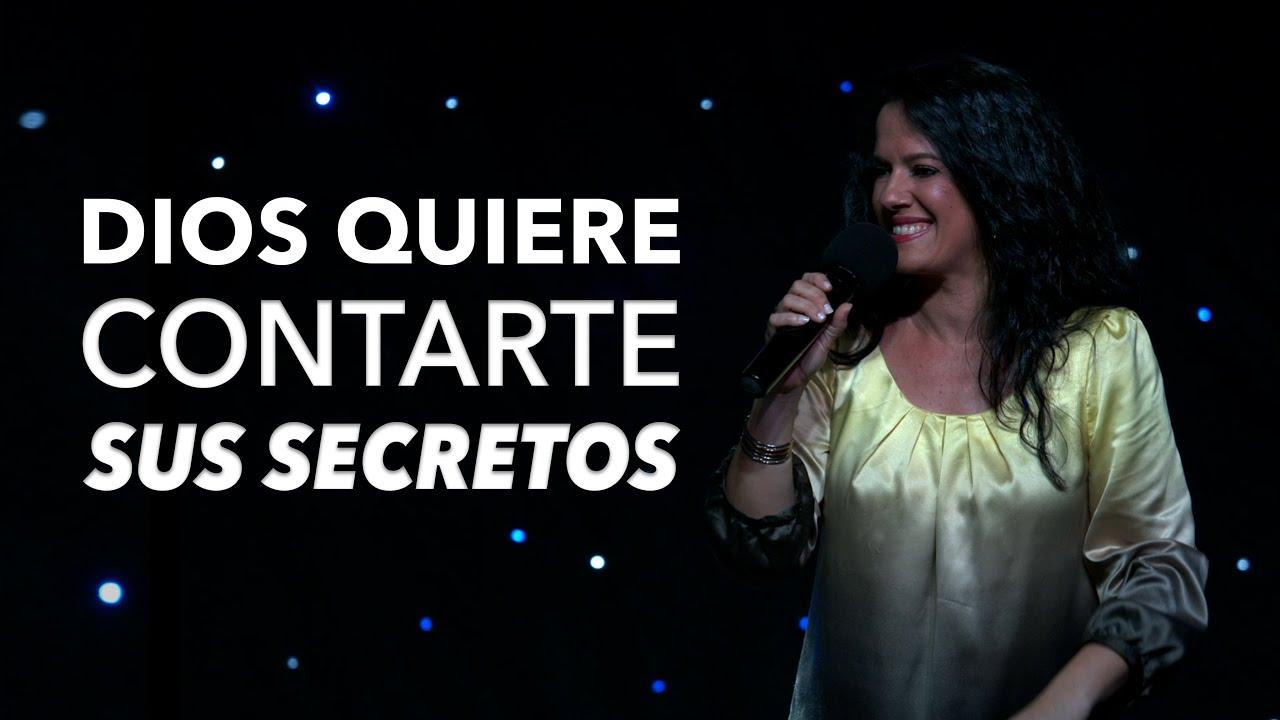 Dios Quiere Contarte Sus Secretos - Pastora Ana Olondo