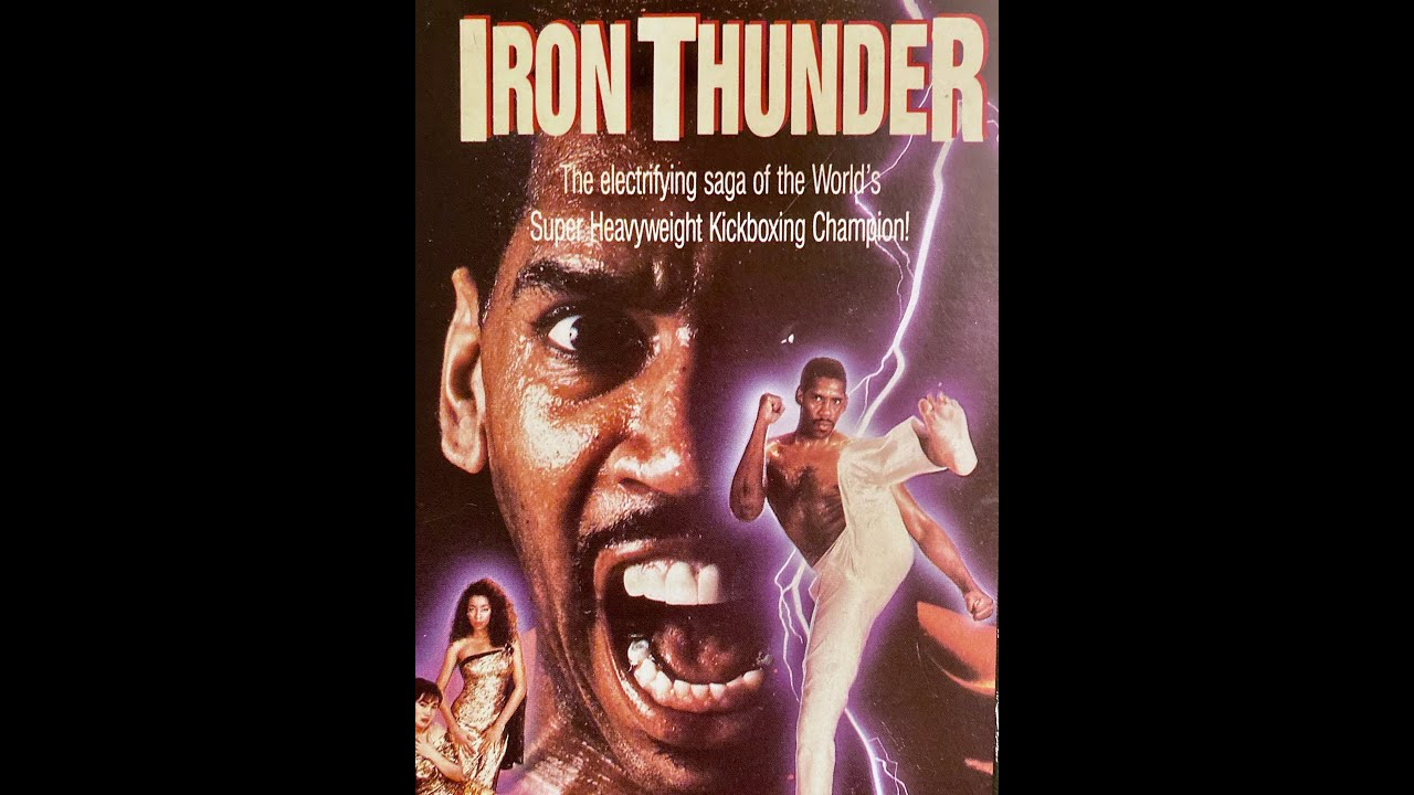 Iron Thunder (1988) | Anthony