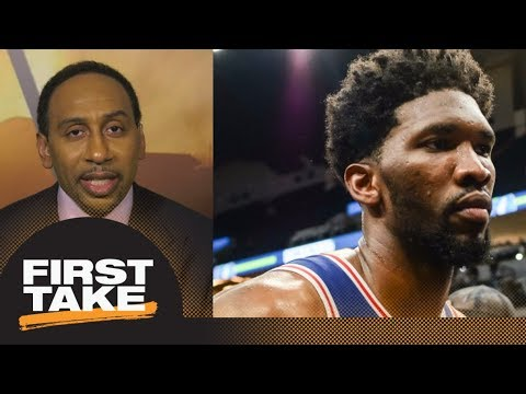 Do you 'Trust The Process' now? Stephen A. Smith still doesn't | First Take |  ESPN