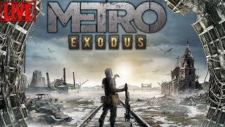 KOŃCZYMY GRĘ!  - METRO: EXODUS [ZAPIS LIVE]