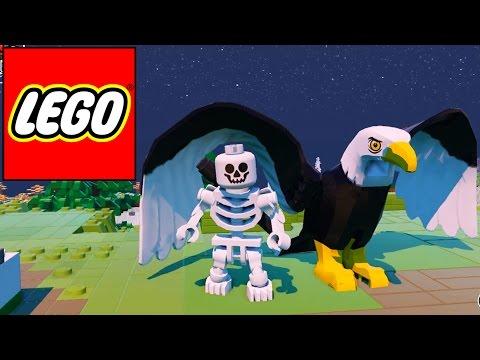 Lego Worlds - Bazooka (2)
