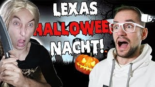 LEXAS HALLOWEEN NACHT🔪 - XXL | Freshtorge | REACTION