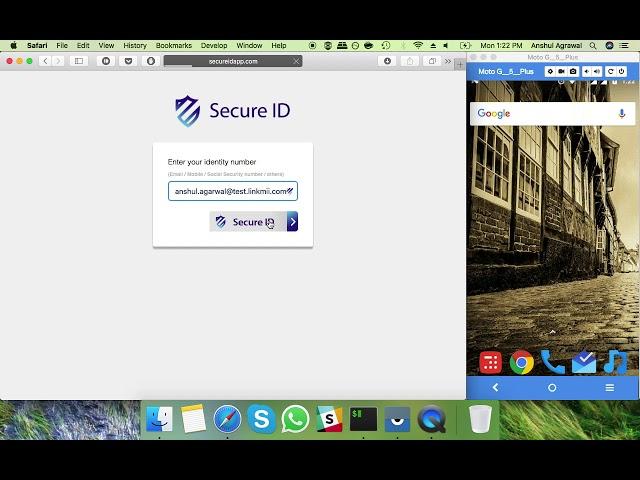 SecureID - Login in GSuite with Secure ID?