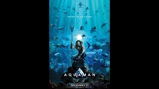 The Aquaman Poster is Awful