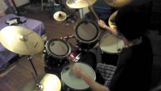 ETF, Live Fast Die Beautiful drum cover