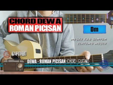 Chord Gitar | Dewa Roman Picisan (Lyric+Chord)
