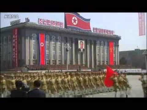 North Korea Dances the Lambeth Walk