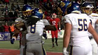 Football at Youngstown State Highlights (10.12.2019)