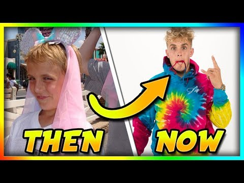 Famous YouTubers ★ Then And Now 2018