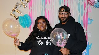 Bryan and Niaya Gender Reveal
