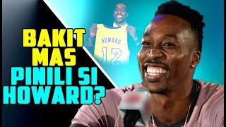 Eto pala ang dahilan kung bakit mas pinili ng Lakers si Dwight Howard kaysa kay Andre Iguodala?