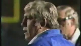 1978 MNF Pittsburgh Steelers at LA Rams SNL edition
