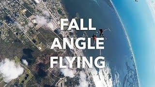 Fall Angle Jumps   Angle Flying Skydiving