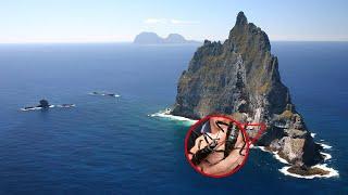 No Creerás lo que Encontraron OCULTO en esta Extraña Isla thumbnail