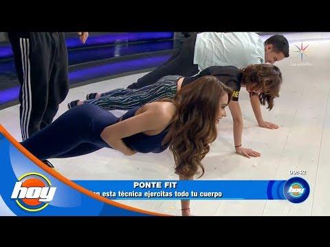 Animal Motion para ejercitar todo el cuerpo | Ponte Fit | Hoy