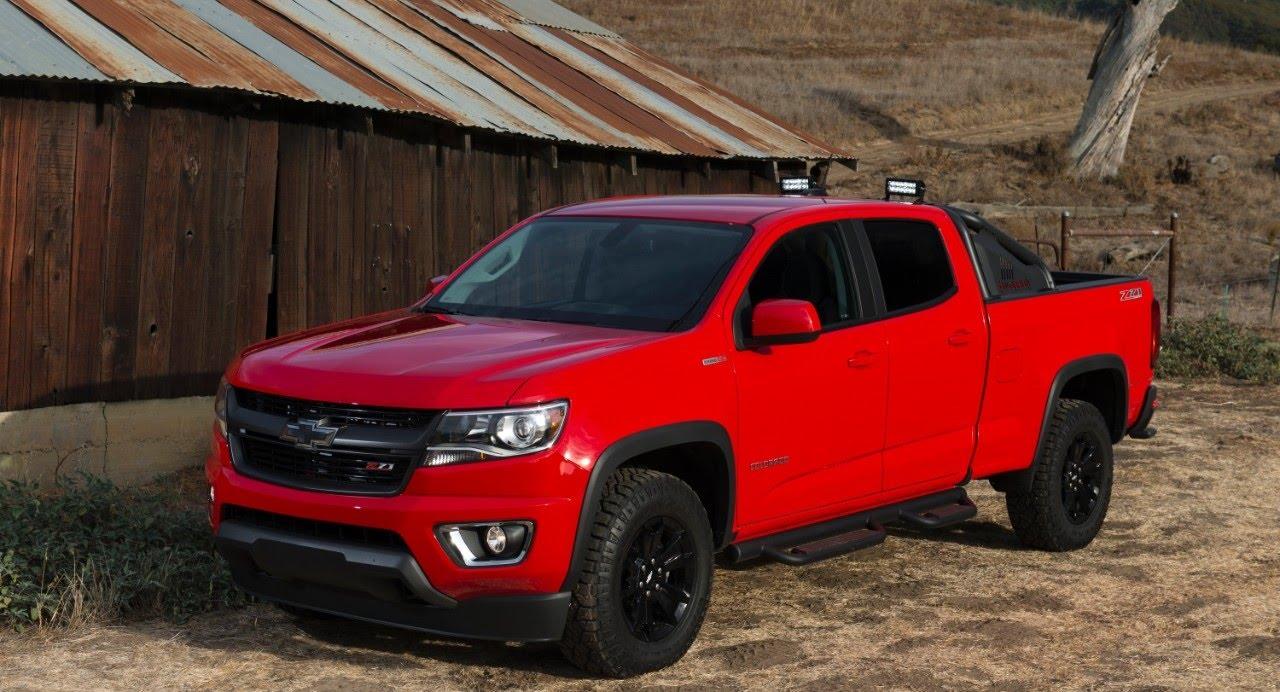 2016 Chevrolet Colorado Duramax Sel Trail Boss Exterior And Interior Video Tour
