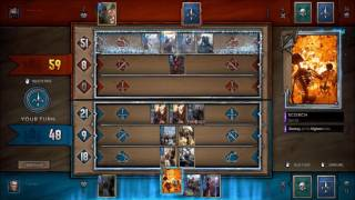 Shoulder to Shoulder Challenge (GWENT Beta 0.9.8.31)