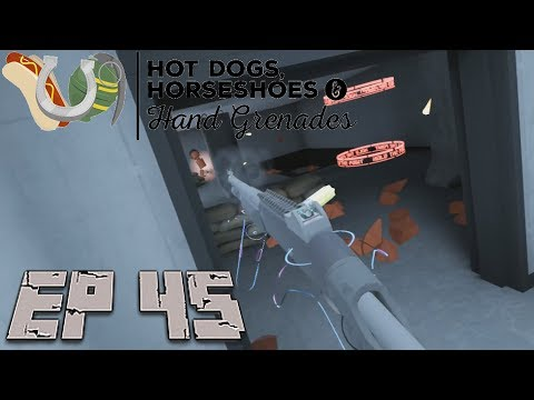 All your points are mine Ep 45 Hot Dog Horseshoe & Hand Grenade