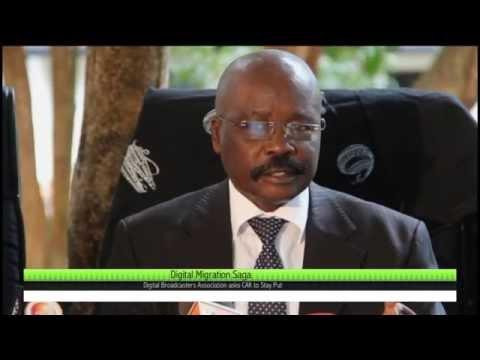Digital Broadcasters Association of Kenya Press Briefing