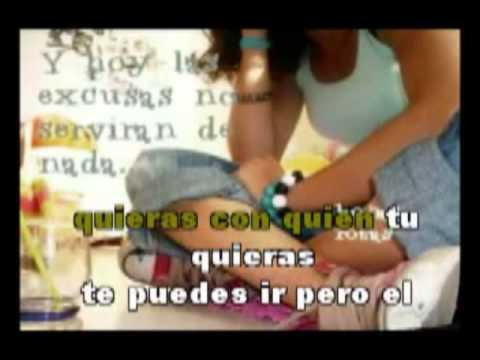 KARAOKE-Guiller del Peru-El divorcio