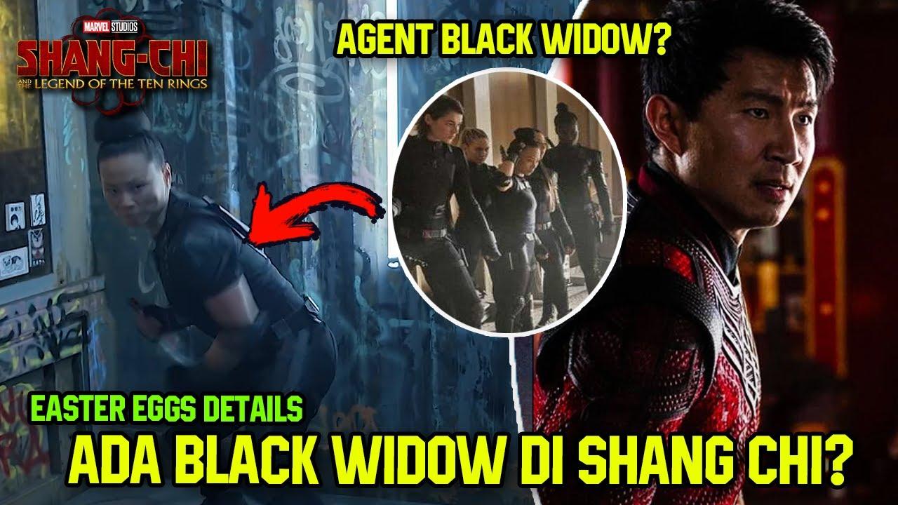 Download DI SHANG CHI ADA BLACK WIDOW ??   BREAKDOWN EASTER EGGS SHANG CHI   SecretlabTITAN Evo 2022