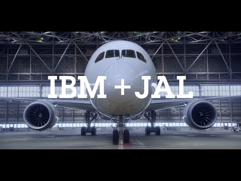 IBM+JAL