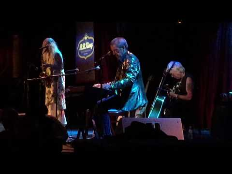 Bobby Whitlock - Bell Bottom Blues & Layla - BB King's, NYC - 6.13.17