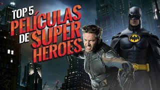 Top Películas de Superheroes I El Fedelobo I