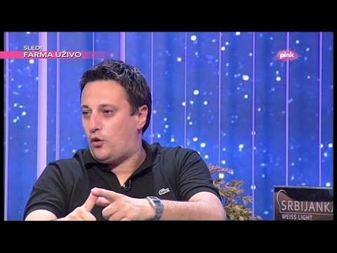 Andrija Milosevic i Ognjen pricaju viceve - Ami G Show S08